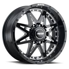 100 Custom Truck Wheels 4x4 JK Motorsports Rims Chrome Rims Big With