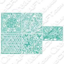 Trimcraft First Edition Craft A Card Fairies Roses Butterflies Mandala And Geometric