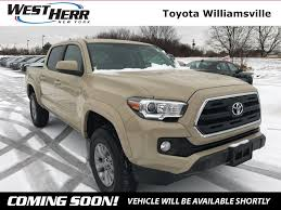 100 West Herr Used Trucks 2017 Toyota Tacoma SR5 TWV190221A For Sale In Williamsville NY