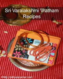 Varalakshmi Vratham Decoration Ideas In Tamil by Varalakshmi Vratham Recipes Nithya U0027s Corner