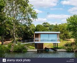 100 River Side House Modern Side Thames Wallingford