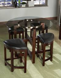 Tiny Kitchen Table Ideas by Small Drop Leaf Kitchen Table Symmetrical Hardwood Flooring Silver