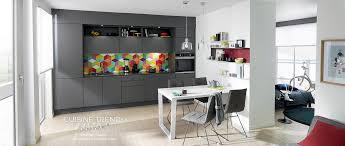 tv dans cuisine magasin de vente de cuisine equipee cuisine equipee en bois pas cher