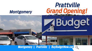 Special Grand Opening Pricing At Budget Car & Truck Sales Prattville ...