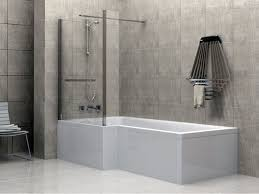 Tiling A Bathtub Alcove by Bathroom Awesome Drum Chandelier With Elegant Nemo Tile Wall And