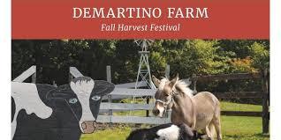 Seymour Pumpkin Festival Parking by Demartino Farm Fall Festival Tickets Sat Oct 21 2017 At 9 00 Am