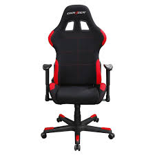 DXRacer FD01 Formula Series Gaming Chair, Red (OHFD01NR-CA)
