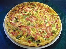recettes de cuisine avec le vert du poireau quiche aux poireaux et lardons la recette facile par toqués 2