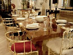 Trends For Luxury Dining Room Salone Del Mobile 2016