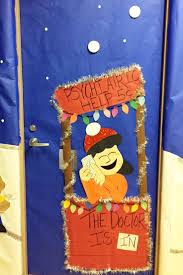 Classroom Door Christmas Decorations Ideas by Beautifully Idea Charlie Brown Christmas Decorating Ideas