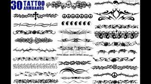 Tribal Armband Tattoo Image