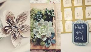 Literary Book Lover DIY Wedding Styling Ideas
