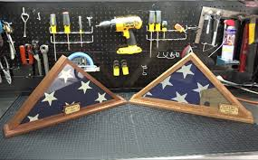 Build Your Own Flag Display Case DIY