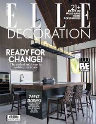Home Decor Magazine Indonesia by Print Publications International Pitsou Kedem
