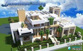 maison de luxe minecraft maison de luxe moderne minecraft chaios