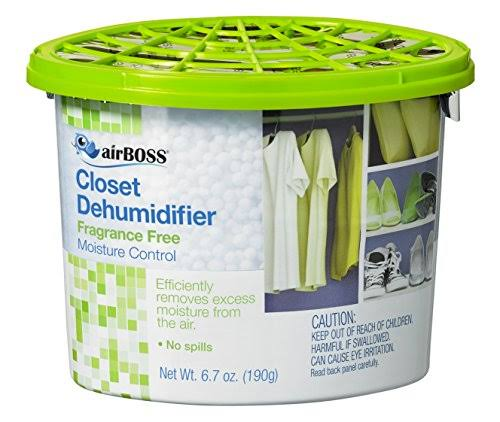 Keep It Dry Closet Dehumidifier - 6.7oz, 6 Pack