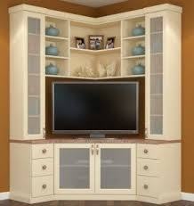 Corner Entertainment Center 9