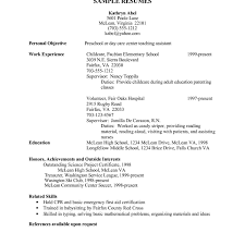 Caregiver Resume Sample Best Of Examples Careerge Resumes Templates