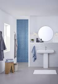 hellgraue fliese badezimmer color studio schöner wohnen