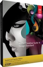 Adobe CS6 Design Standard Student and Teacher Edition Mac