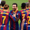 'Pirlo would be proud': Messi shows he's still fired up at Barcelona ...