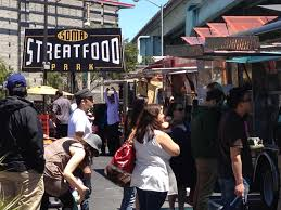 Free Food Truck Sunday | SOMA StrEat Food Park | Funcheap New Details On Lower Greenville Food Truck Park Eater Dallas San Francisco Ca Usa Crowds Of People Sharing Meals Street Dtes Will Feature Yearround Restaurant Trucks Soma Streat Off Presidio Pnic 2018 Season Kickoff Sf Funcheap Trucks Franciscos Best Ontheroad Faretime Out Corn Dog Day 2017 Soma 5 Parks In To Have The Best Stall Quick Bite Panchitas Puseria At Spark Social Sf