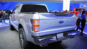 100 Ford Atlas Truck S Concept Previews The Future Of The Pickup Video