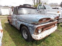 100 1960 Chevy Truck Chevrolet For Sale In Gary Court SC 0C144A108199