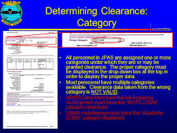 midn security clearances updated 04 01 13 security clearance