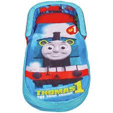 buy thomas friends toddler readybed airbed sleeping bag at