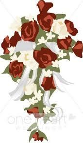 Bridal Roses Clipart