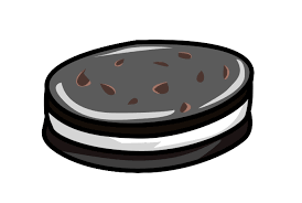 Double Stuff Oreo Cookie Clipart