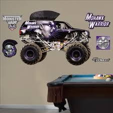 Fathead Monster Jam 'Mohawk Warrior' Decals | Monster Truck ... Product Page Large Vertical Buy At Hot Wheels Monster Jam Stars And Stripes Mohawk Warrior Truck With Fathead Decals Truck Photos San Diego 2018 Stock Images Alamy Online Store Purple 2015 World Finals Xvii Competitors Announced Mighty Minis Offroad Hot Wheels 164 Gold Chase Super Orlando Set For Jan 24 Citrus Bowl Sentinel Top 10 Scariest Trucks Trend