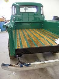 100 1949 Chevrolet Truck Driven Restorations Chevy Pickup 3100 Frame Off Restoration