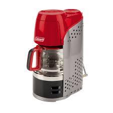 QuikPotTM Propane Coffeemaker