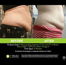 Itworks New You Beautiful Results From It Works A Love These Products So Much