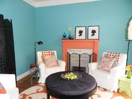 Grey And Turquoise Living Room Decor by Turquoise Living Room Decor Living Room With Turquoise Color Wall