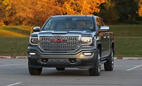 2018 GMC Sierra 1500 | Engine And Transmission Review | Car And Driver 2011 Gmc Sierra Reviews And Rating Motor Trend 2002 1500 New Car Test Drive The New 2016 Pickup Truck Will Feature A More Aggressive Used Base At Atlanta Luxury Motors Serving Denali 62l V8 4x4 Review Driver 2001 Extended Cab Z71 Good Tires Low Miles Crew Pickup In Clarksville All 2015 Everything Youve Ever 2014 Brings Bold Refinement To Fullsize Trucks Roseville Summit White 2018 Truck For Sale 280279 Of The Year Walkaround At4 Push Price Ceiling To Heights