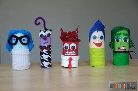 Disney Pixar Inside Out Toilet Paper Roll Craft Jul 6 2015 9 53