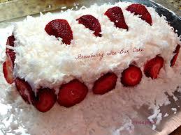 I Like to Bake and Cook Strawberry Shortcake Ice Box Cake