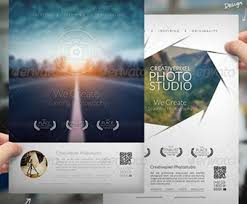Free Photography Business Flyer PSD