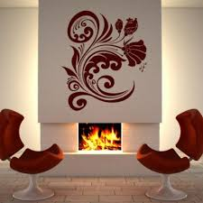 Wall Art Decor Fireplace Painting Wall Art India Magnnificent