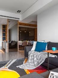 HOZO Interior Design Creates A Contemporary Home In Taipei Taiwan