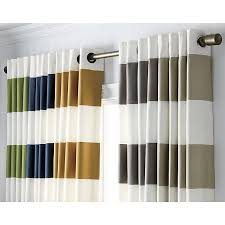 Navy And White Vertical Striped Curtains by Best 25 Blue Striped Curtains Ideas On Pinterest Blue And White