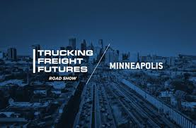 100 Roadshow Trucking Freight Futures Minneapolis San Antonio
