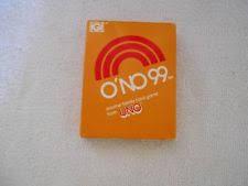 Uno Decks by Uno Vintage Card Games Ebay
