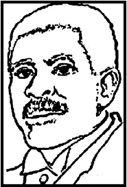 Free George Washington Carver Coloring Page