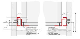 coulisses a galets de tiroirs comment changer des coulisses de tiroir le montage du tiroir