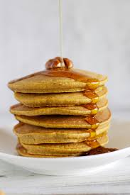 Bisquick Pumpkin Puff Pancakes by Pumpkin Scones The Old Fashioned Way Claire K Creations