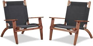 Nantucket Set Of 2 Outdoor Folding Chairs - Brown Teak Patio Chair Fniture Home And Garden Fniture High The Weatherproof Outdoor Recliner Amya Contemporary Chair With Plush Cushion By Of America At Rooms For Less Hondoras In Bay Cream Klaussner Delray W8502 Cdr Gci Freestyle Rocker Mesh Flamaker Folding Patio Rattan Foldable Pe Wicker Space Saving Camping Ding Bungalow Rose Spivey Reviews Walmartcom Breeze Lounge